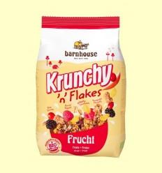 Krunchy amb Flocs i Fruita Bio - Barnhouse - 375 grams