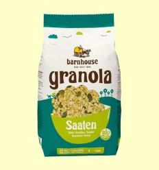 Granola amb Llavors Bio - Barnhouse - 375 grams