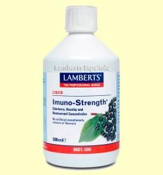 Imuno-Strength - SISITEMA Immunitari - Lamberts Laboratoris - 500 ml
