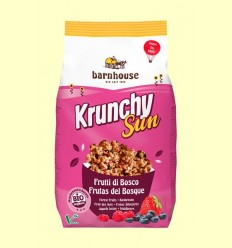 Krunchy Sun Fruits del Bosc Bio - Barnhouse -  375 grams