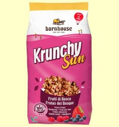 Krunchy Sun Fruits del Bosc Bio - Barnhouse -  750 grams
