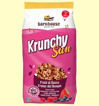 Krunchy Sun Fruits del Bosc Bio - Barnhouse - 750 grams