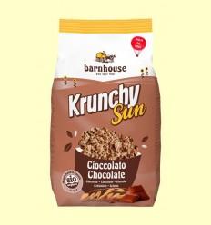 Krunchy Sun Xocolata Bio - Barnhouse - 375 grams