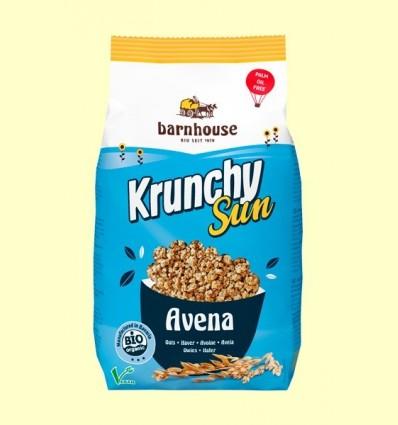 Krunchy Sun Civada Clàssic Bio - Barnhouse - 375 grams