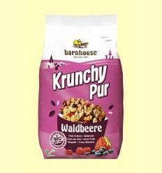 Krunchy de Fruits del Bosc amb Xarop d'Arròs Bio - Barnhouse - 375 grams
