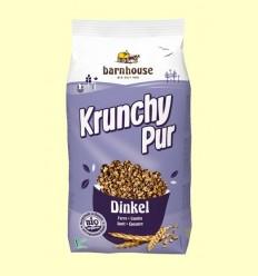 Krunchy d'Espelta endolcit amb Xarop d'Arròs Bio - Barnhouse - 750 grams