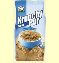 Krunchy de Civada amb Xarop d'Arròs Bio - Barnhouse - 375 grams