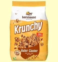 Krunchy de Civada Clàssic Bio - Barnhouse - 600 grams