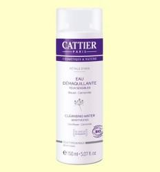 Aigua desmaquilladora d'Ulls Bio - Cattier - 150 ml