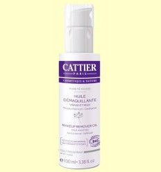 Oli Desmaquilladora pureté Divine Bio - Cattier - 100 ml