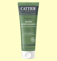 Bàlsam per a després del Afeitat Bio - Cattier - 75 ml