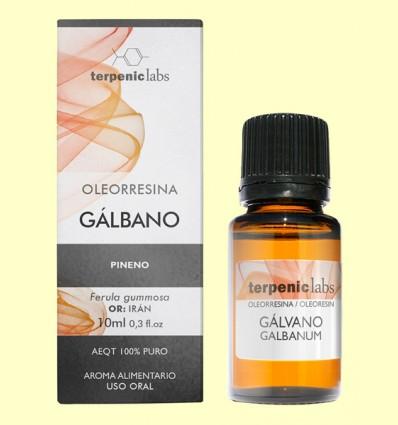 Gàlban - Oli Essencial - Terpenic Labs - 10 ml