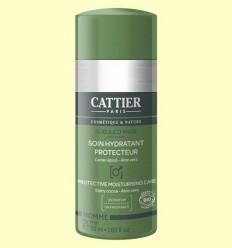 Cura Hidratant Protector Home Bio - Cattier - 50 ml