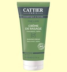 Crema de Afaitar Bio - Cattier - 150 ml