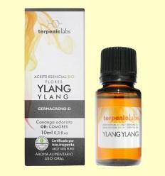 Ylang Ylang Bio - Oli Essencial - Terpenic Labs - 10 ml