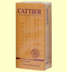 Sabó Argimiel Bio - Pell Mixta - Cattier - 150 grams