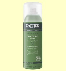 Desodorant Spray Home Bio - Cattier - 100 ml