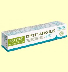 Dentifrici Dentargile Menta Bio - Cattier - 75 ml