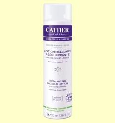 Loció Micelar Reequilibrant Bio - Cattier - 200 ml