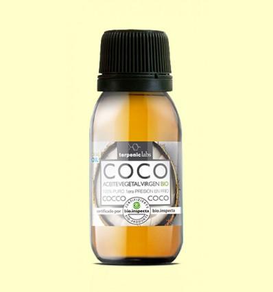 Oli de Coco Verge Bio - Terpenic Labs - 60 ml