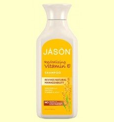 Xampú Vitamina E - Jason - 473 ml
