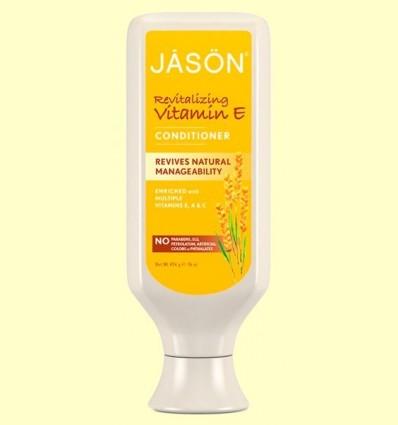 Condicionador Vitamina E - Jason - 454 ml
