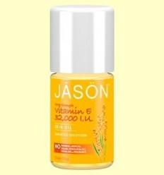 Oli Corporal de Vitamina E 32000 UI - Jason - 30 ml