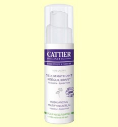Sèrum Matificant Requilibrante Bio - Cattier - 30 ml