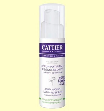 Sèrum Matificant Requilibrante Bio - Cattier - 30 ml