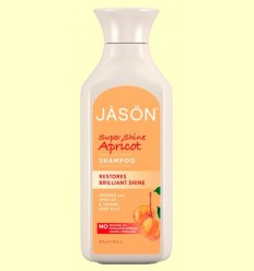 Xampú d'Albercoc - Jason - 473 ml