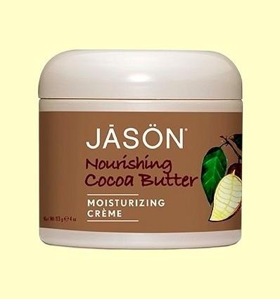 Crema de Mantega de Cacau - Jason - 113 grams