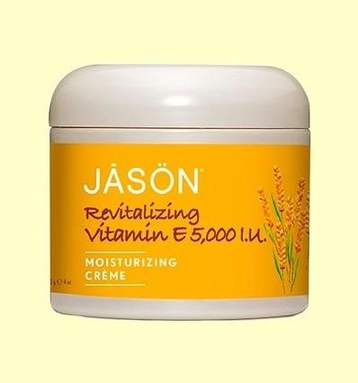 Crema Revitalitzant Vitamina E 5000 UI - Jason - 113 grams