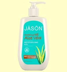 Gel Hidratant d'Aloe Vera 98% - Jason - 227 grams