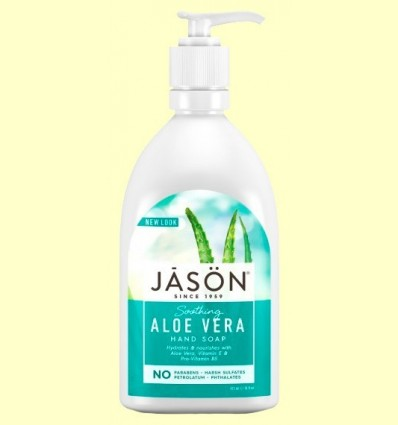 Gel de Mans Aloe Vera - Jason - 473 ml