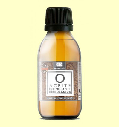 Oli Circulació - Terpenic Labs - 125 ml *