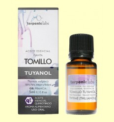 Farigola Tuyanol - Oli Essencial - Terpenic Labs - 5 ml