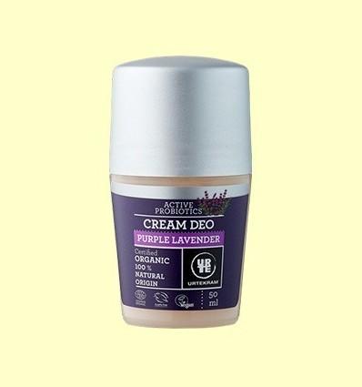 Desodorant de Lavanda Bio - Urtekram - 50 ml