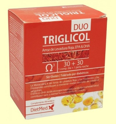 Triglicol Duo - DietMed - 60 dosis