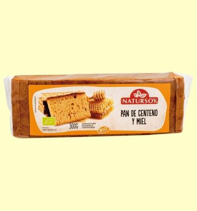 Pa de Sègol i Mel Bio - Natursoy - 300 grams