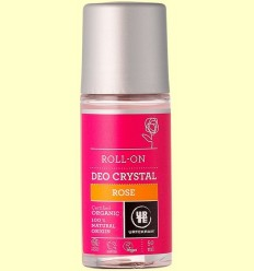 Desodorant Roll On de Roses Bio - Urtekram - 50 ml