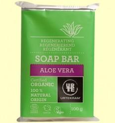 Sabó d'Aloe Vera Bio - Urtekram - 100 grams
