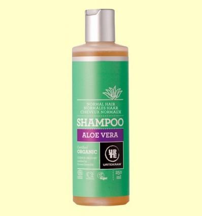 Xampú d'Aloe Vera Cabell Normal Bio - Urtekram - 250 ml