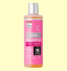 Xampú de Bedoll Cabell Sec Bio - Urtekram - 250 ml