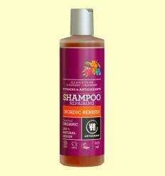 Xampú de Bayas nòrdiques Bio - Urtekram - 250 ml