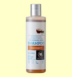 Xampú de Coco Bio - Urtekram - 250 ml