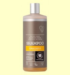 Xampú de Camamilla Bio - Urtekram - 500 ml