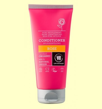 Condicionador de Roses Bio - Urtekram - 180 ml