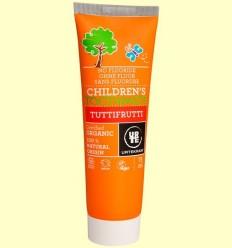 Pasta de Dents per a Nens Tutti Frutti Bio - Urtekram - 75 ml