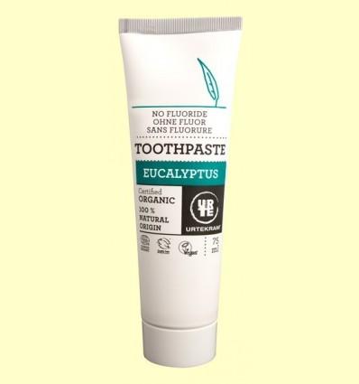 Pasta de Dents de Eucaliptus Bio - Urtekram - 75 ml