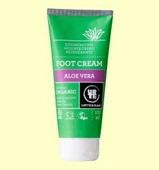 Crema per als Peus de Aloe Vera Bio - Urtekram - 100 ml